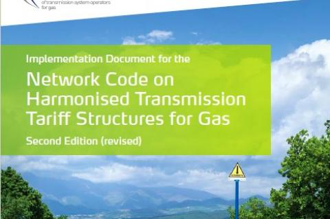 Network Code on Harmonised Transmission Tariff Structures for Gas